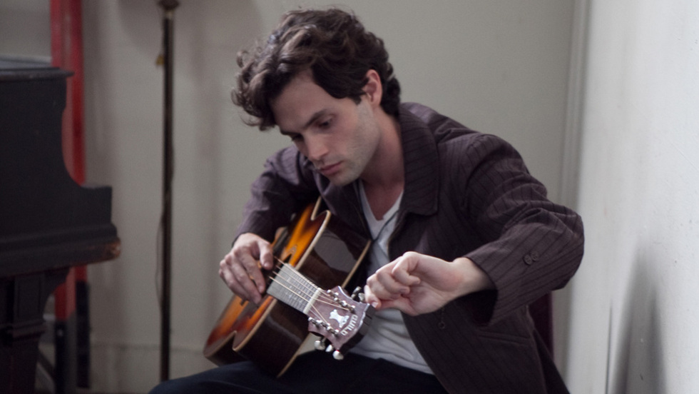 Penn Badgley music